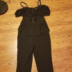 Express women's jumpsuit romper
